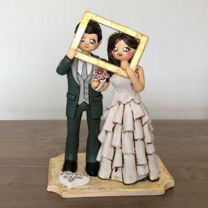 Caketopper matrimoni
